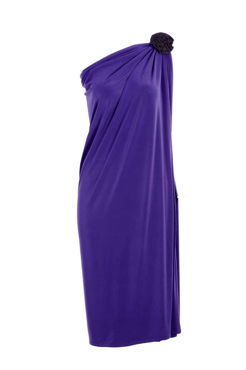 Women's Purple Multi-way Convertible Travel Wrap Rosarini