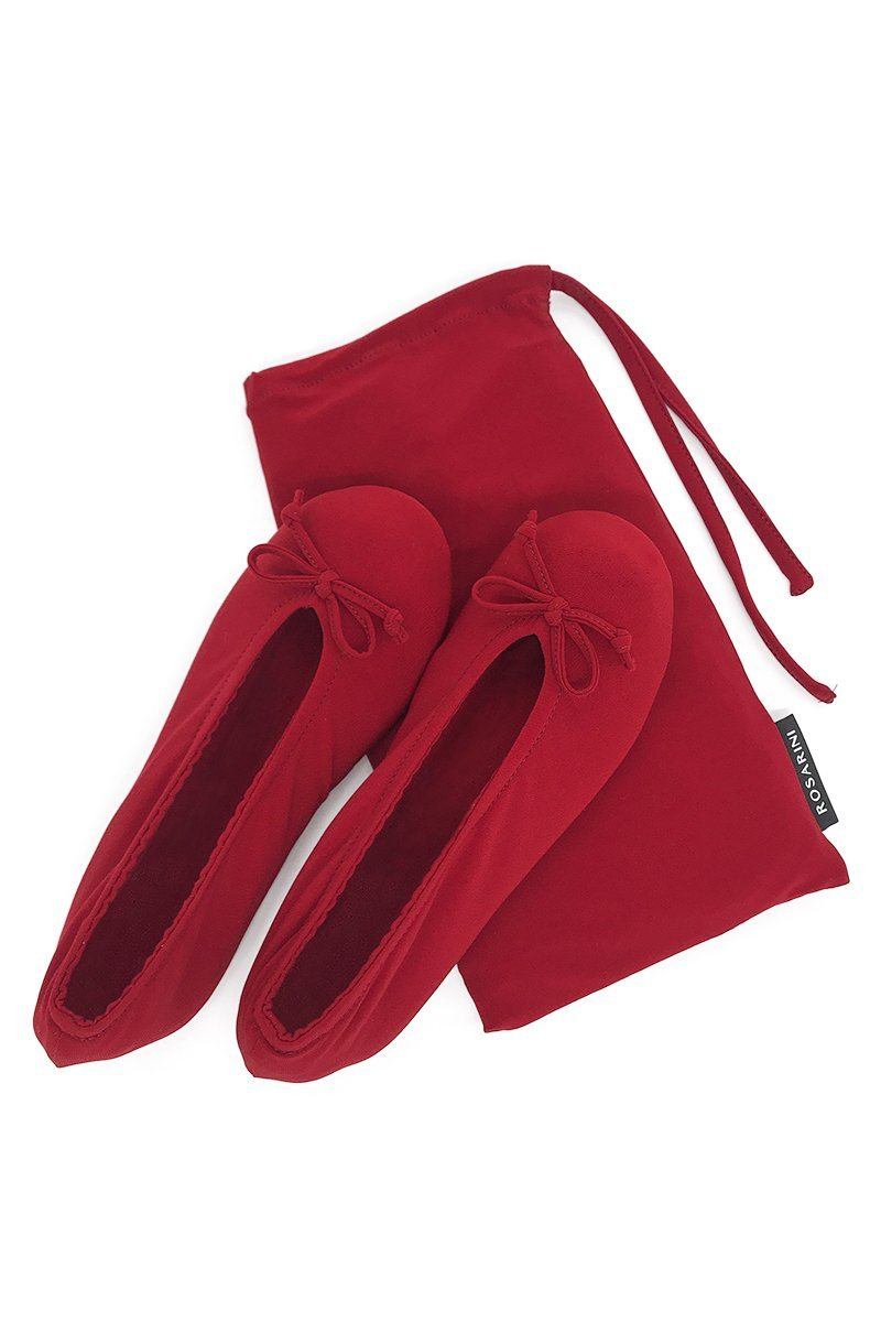 Ballerina Slipper Red