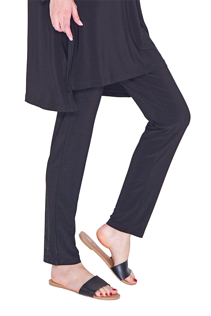 Slim Pants - Women's Clothing -ROSARINI