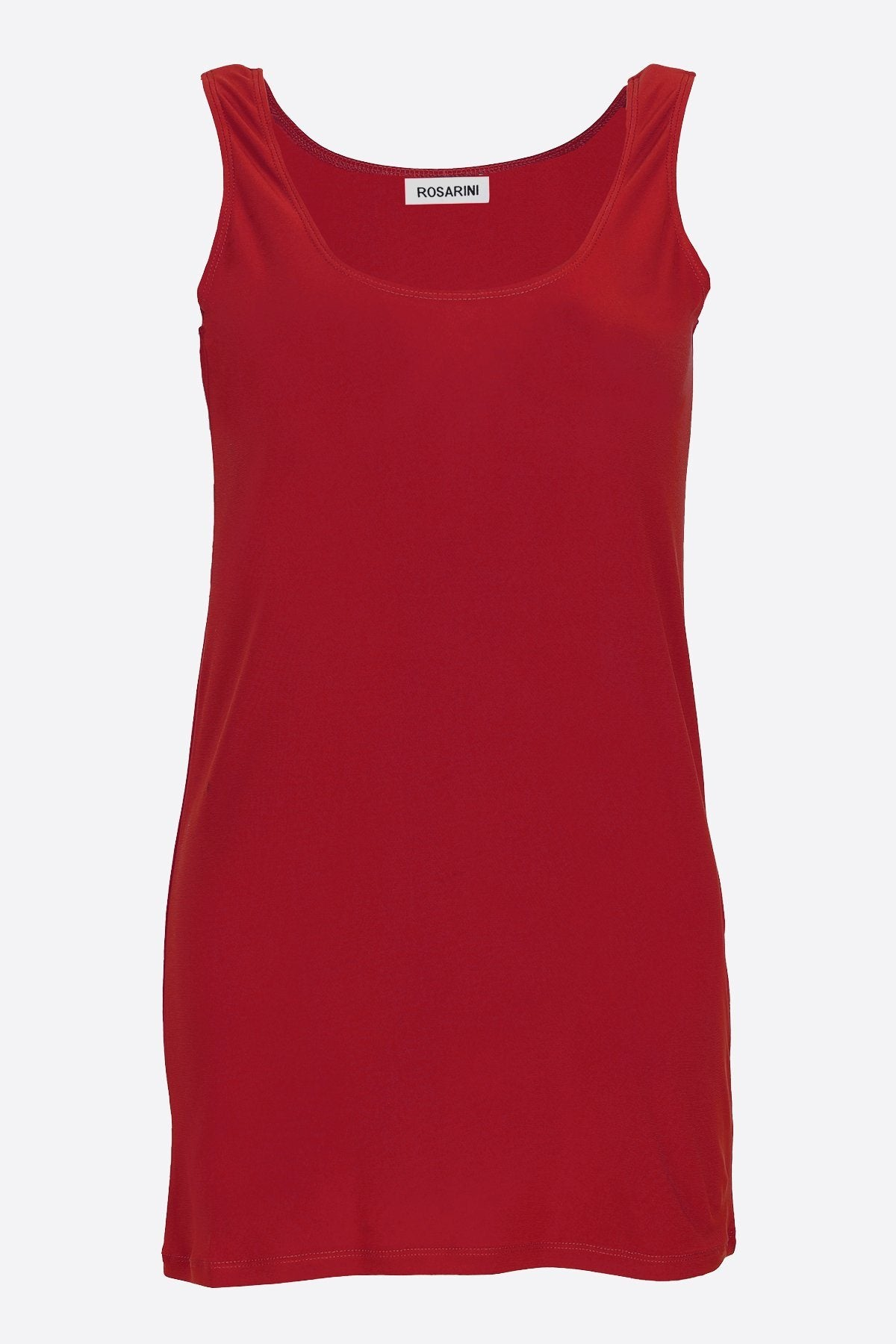 Long Singlet (Plus Size) - Women's Clothing -ROSARINI