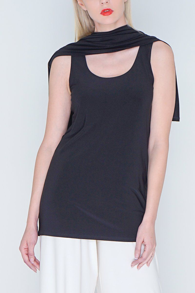 Long Singlet - Women's Clothing -ROSARINI