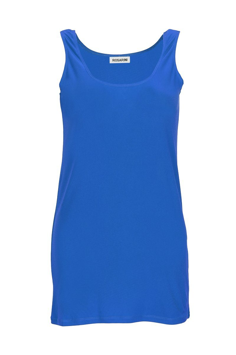 Long Singlet Cobalt Blue