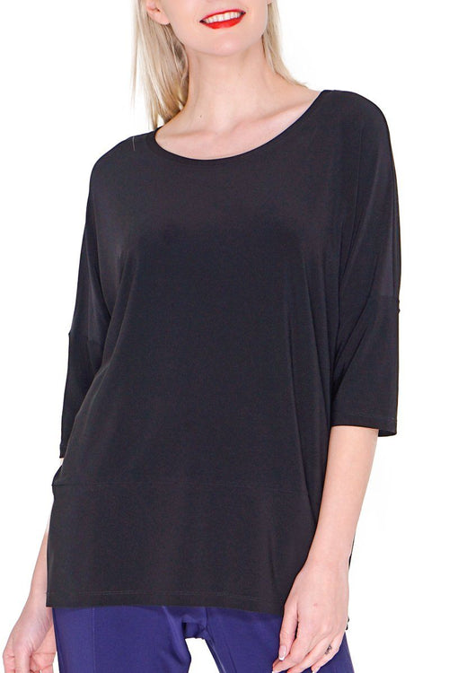 Quarter Sleeve JS Top