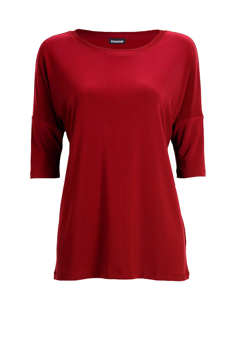 JS Basic Top Red