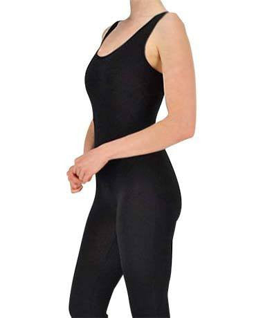 Women's Black Bodysuit Rosarini