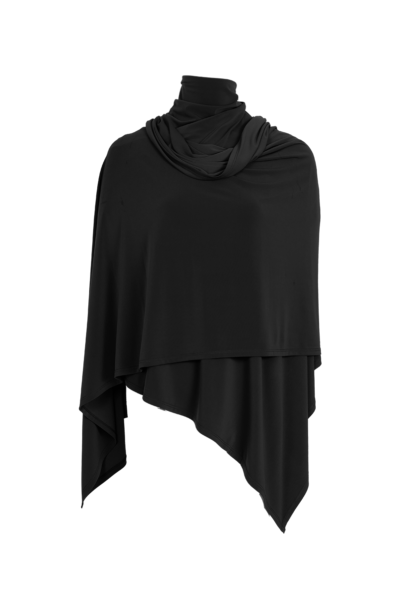 Essential Travel Wrap Black