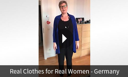 ROSARINI Customer Review Real Clothes for Real Woman (Germany)