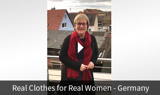 ROSARINI Customer Review - Real Clothes for Real Woman (Germany)