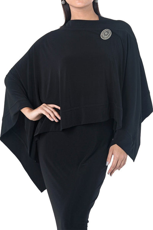 Ladies Poncho and Wrap ROSARINI