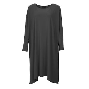 Long Sleeve Tunic Black