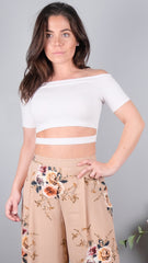 Love Only crop top
