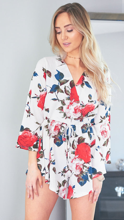 Garden Playsuit