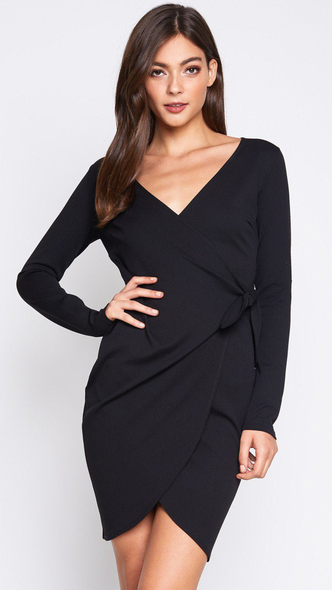 Ignite Dress in Black