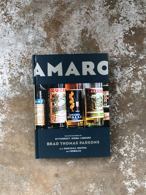 Amaro by Brad Thomas Parsons