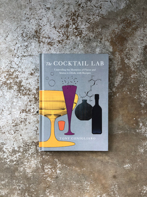 The Cocktail Lab by Tony Conigliaro