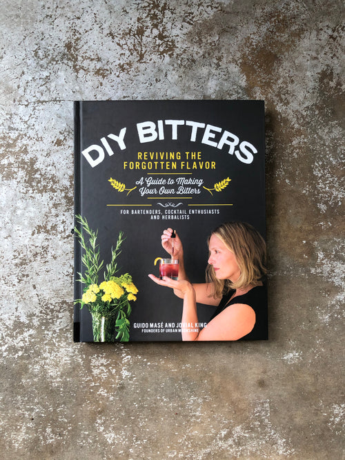 DIY Bitters by Masé and King