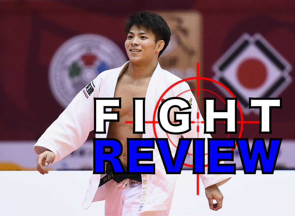 Fight Review Ep. 1: ABE VS DAVAADORJ