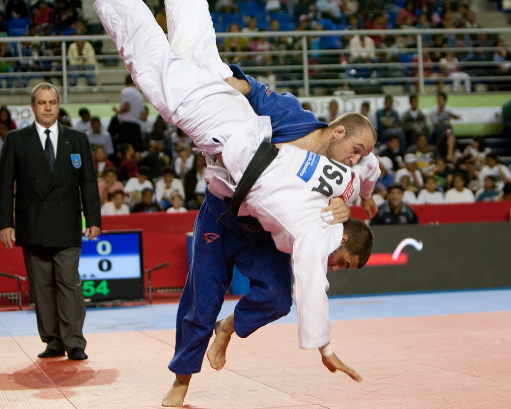 Why Are There No Leg Grabs in Judo and Why They Aren't Coming Back!