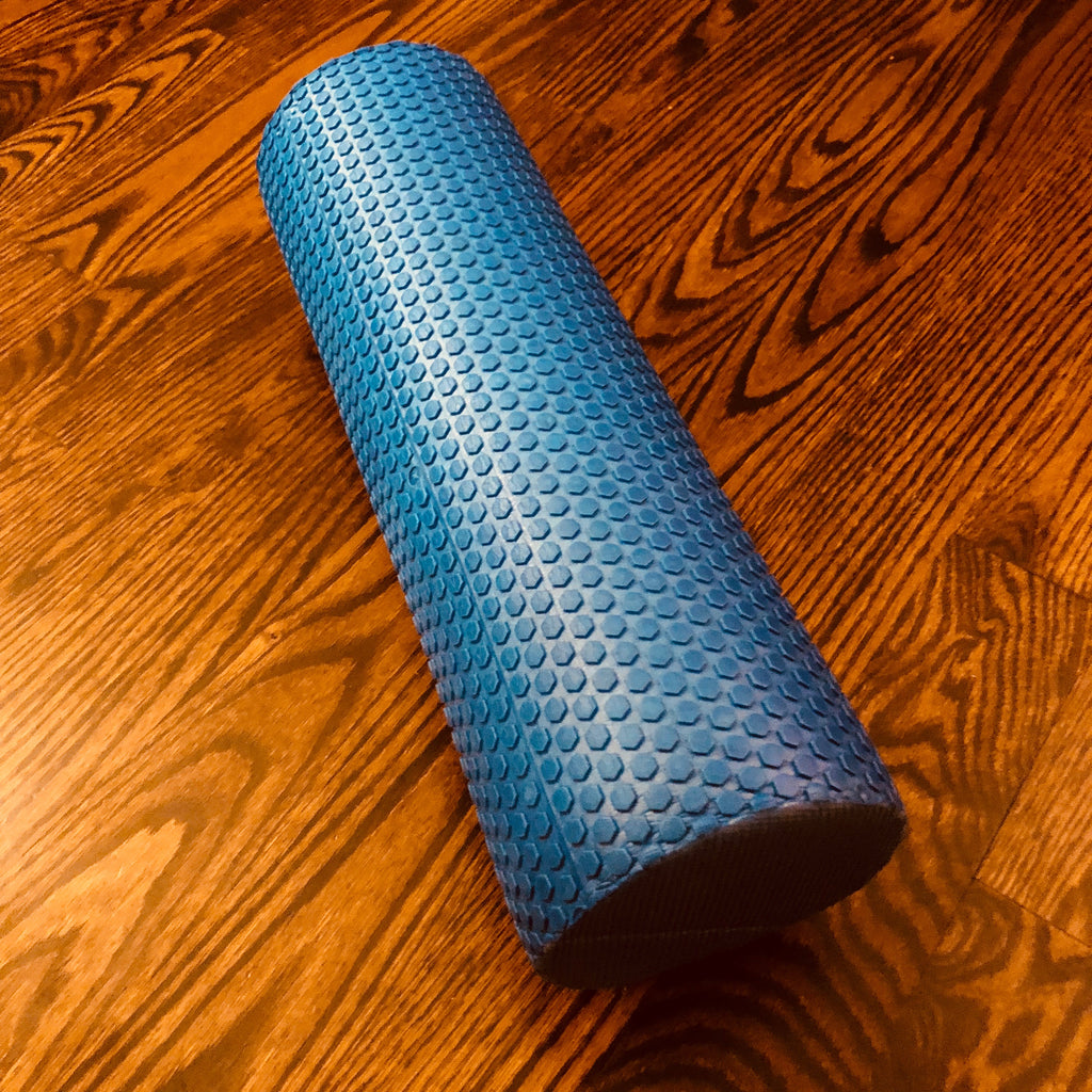 That's How I Roll: Foam-Rolling for Athletes in Training
