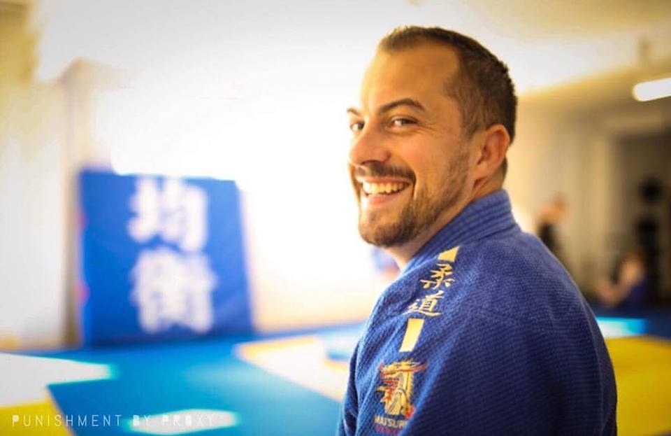 Why I Started Doing BJJ