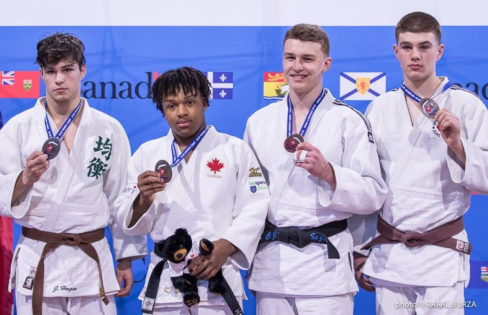 Etobicoke Athlete takes a Silver Medal at the National Championships