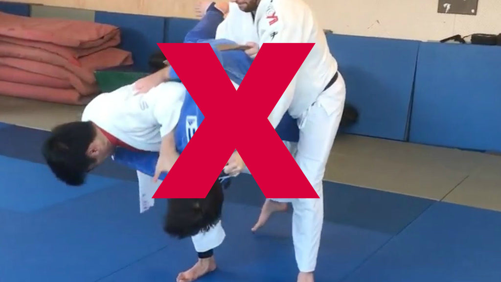 Why we need to banish Power Uchi Komi from training forever
