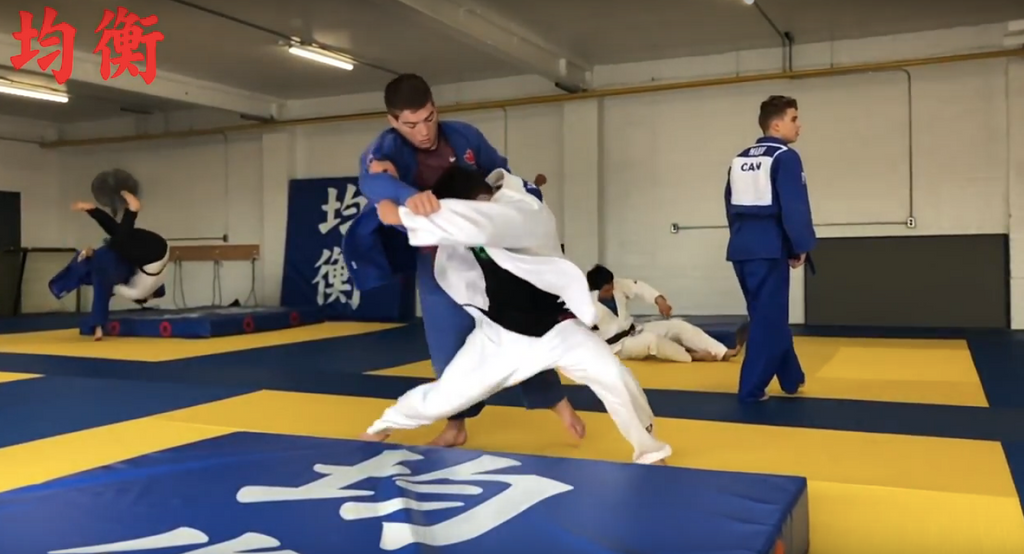 High Performance Judo Program