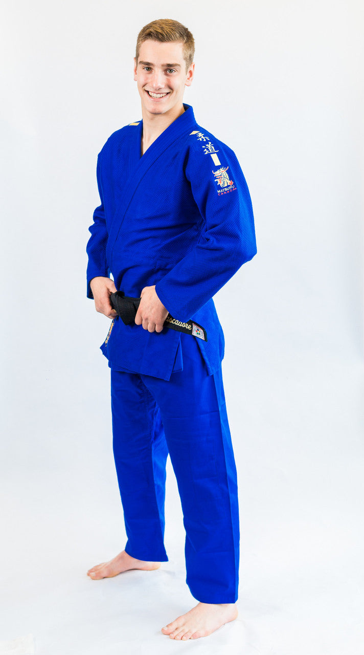 Deluxe Single Weave Judogi