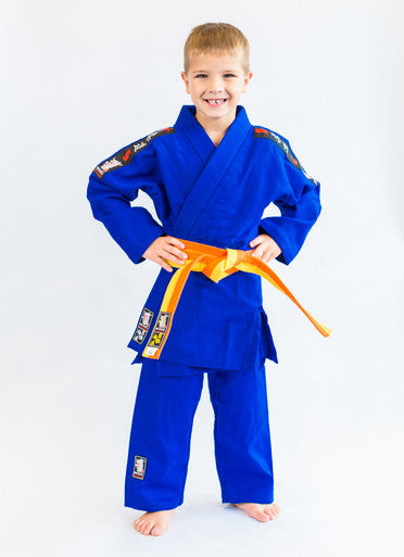 Single Weave Judogi (Uniform)