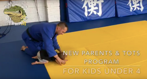 *New* Tots Judo Program