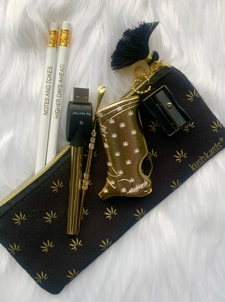 420 ESSENTIAL POUCH SET