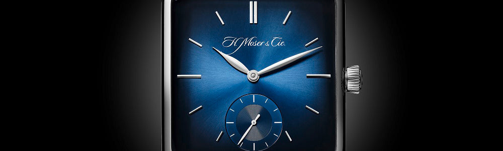 H. Moser & Cie. Presents the Swiss Alp Watch S : S For Smart, Sexy and Swiss Made