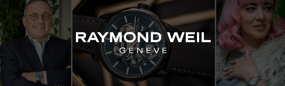 Raymond Weil Present 'The Gift of Time' Event