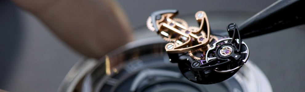 Ulysse Nardin Tourbillon at Centre Stage