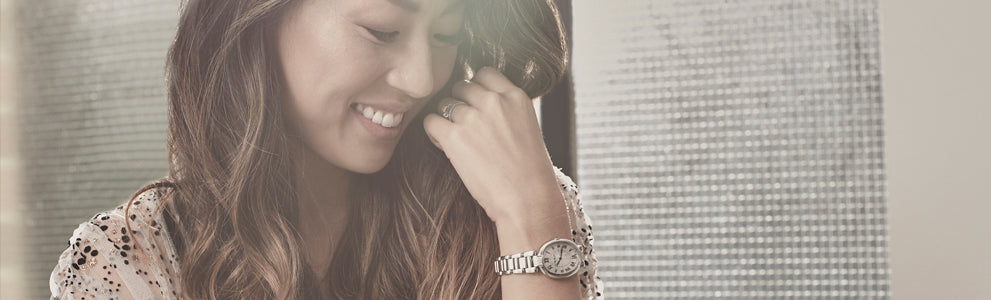 Introducing Jane Cho for Raymond Weil