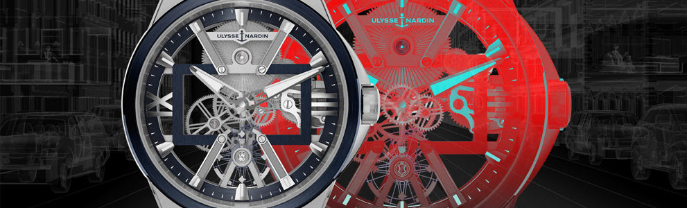 SKELETON X - Introducing an X-ray vision of next generation haute horlogerie