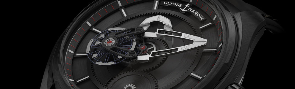 FREAK X - Introducing the X-Factor in watchmaking