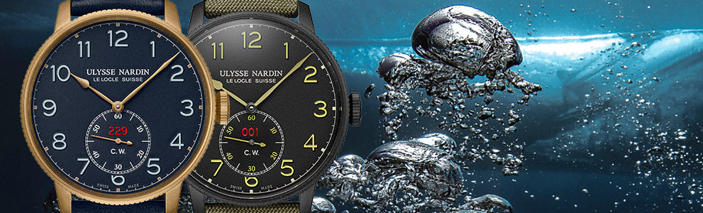 Two new models join the ranks of the  Marine Torpilleur Military collection