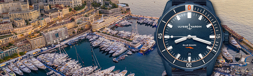 Ulysse Nardin Announces the Renewal of its Partnership with the Monaco Yacht Show