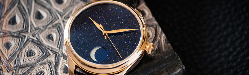 H. Moser & Cie. - The Moon & The Stars