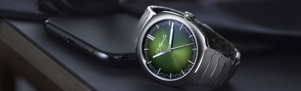 H. Moser & Cie: The Subtly Integrated All-Steel Model