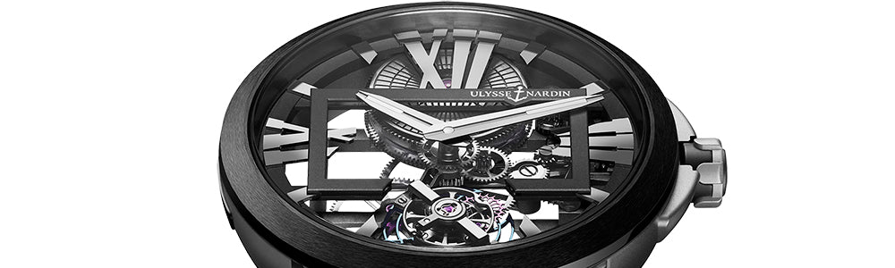 Ulysse Nardin - Executive Skeleton Tourbillon