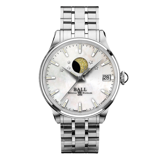 Trainmaster Moon Phase Ladies