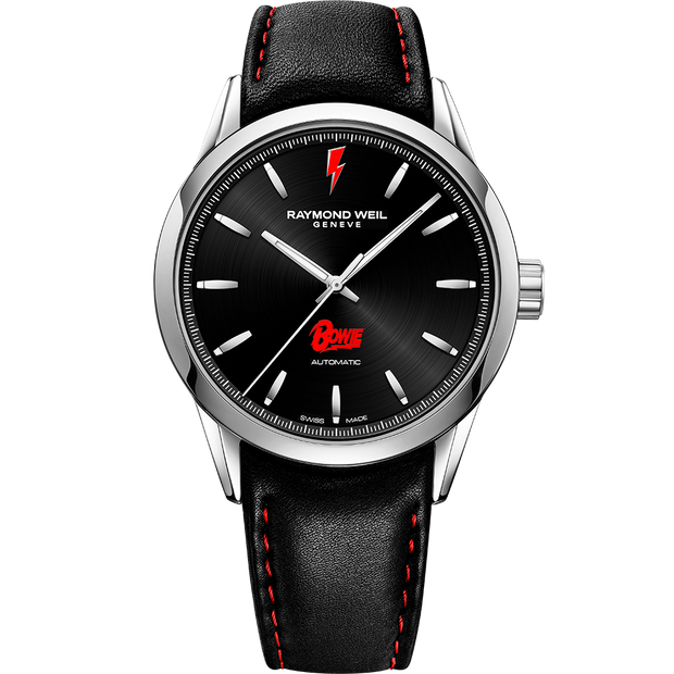 Raymond Weil Freelancer David Bowie Limited Edition - AVSTEV Group
