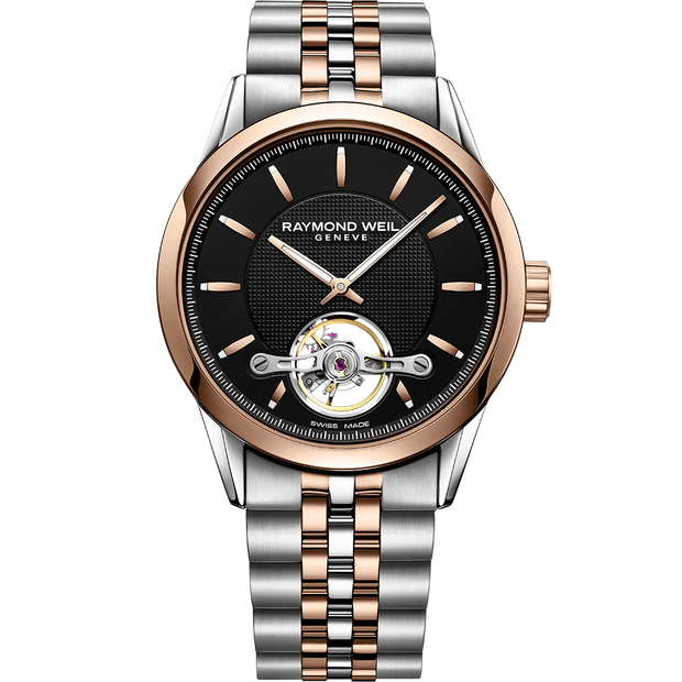 Raymond Weil Freelancer - AVSTEV Group