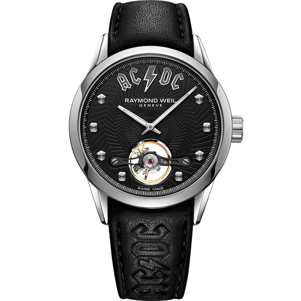 Raymond Weil Freelancer AC/DC Limited Edition - AVSTEV Group