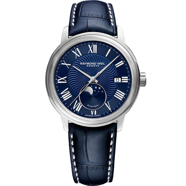Raymond Weil Maestro Moonphase - AVSTEV Group