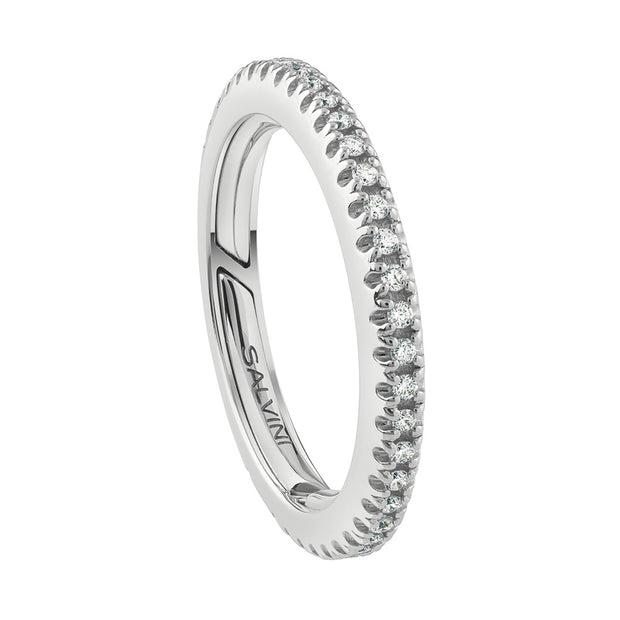 Salvini PER SEMPRE Full Diamond Eternity Band