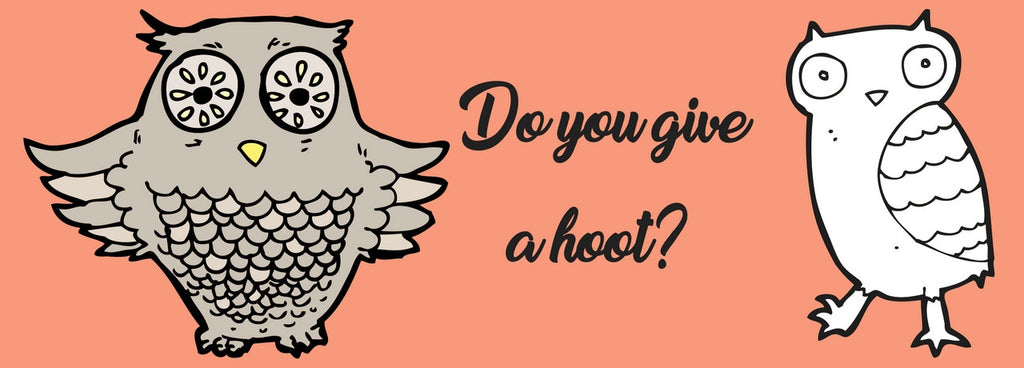 Do you give a hoot?