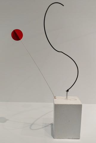 Alexander Calder Sculpture at the Whitney Museum in NYC